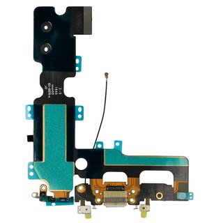 Dock Connector Reparatur Set für Apple iPhone 7 Plus -weiß-