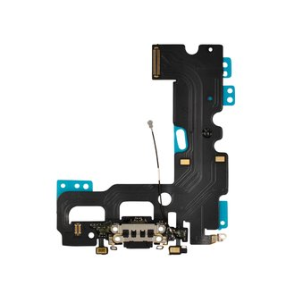 Dock Connector Ladebuchse Flexkabel für Apple iPhone 7 -schwarz-